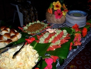 Fijian feast